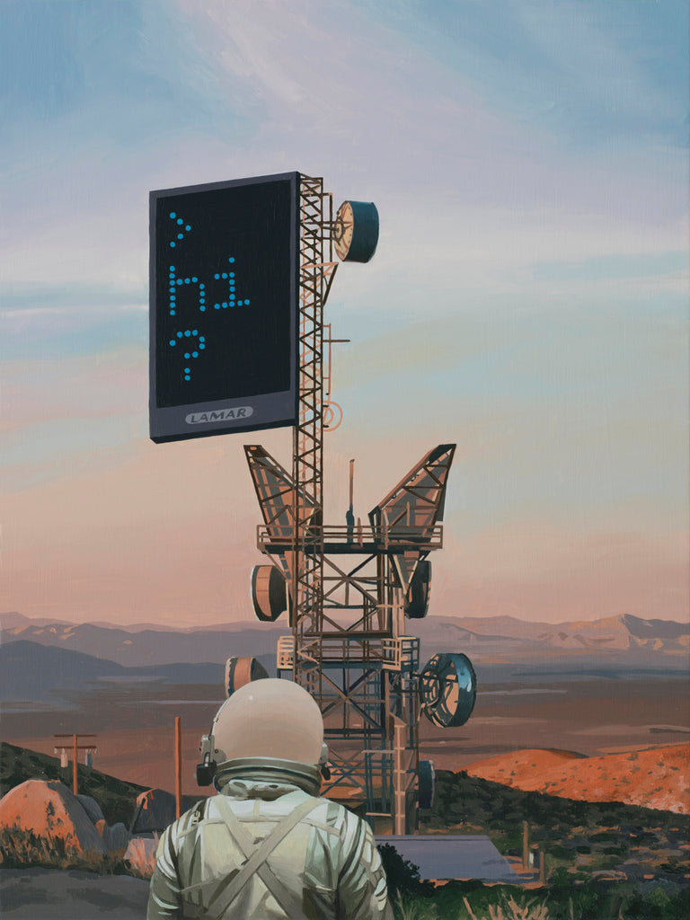 "Scott Listfield - ""The Tower"" - Spoke Art"