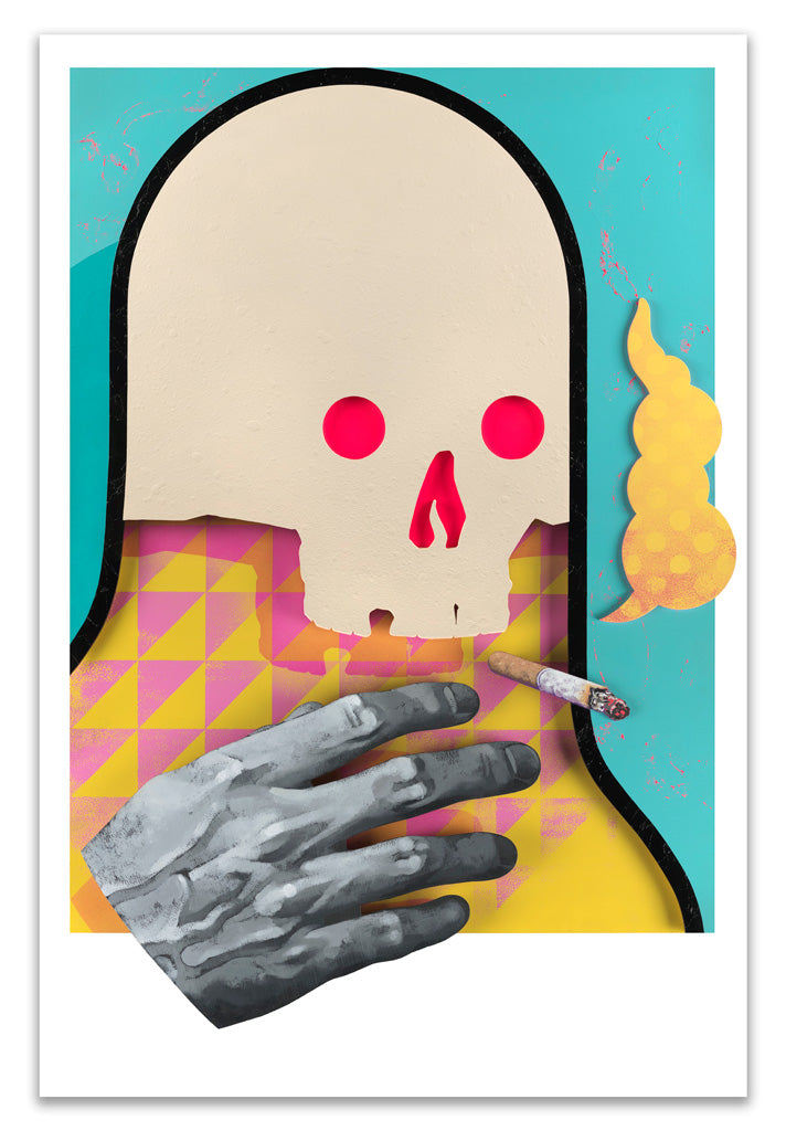 "Michael Reeder - ""Bobby With the Big Hand"" - Spoke Art"