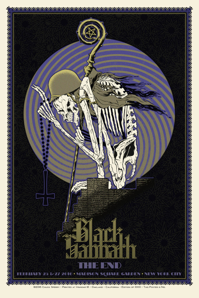"Chuck Sperry - ""Black Sabbath"""