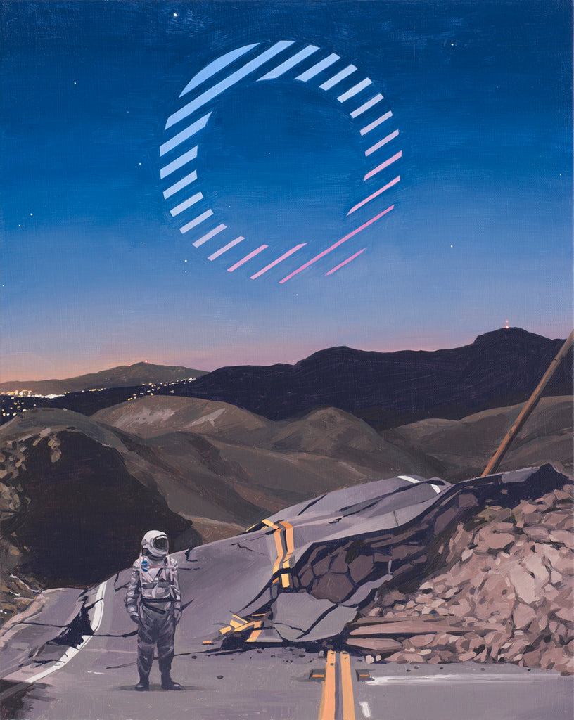 "Scott Listfield - ""Broken Road"" - Spoke Art"