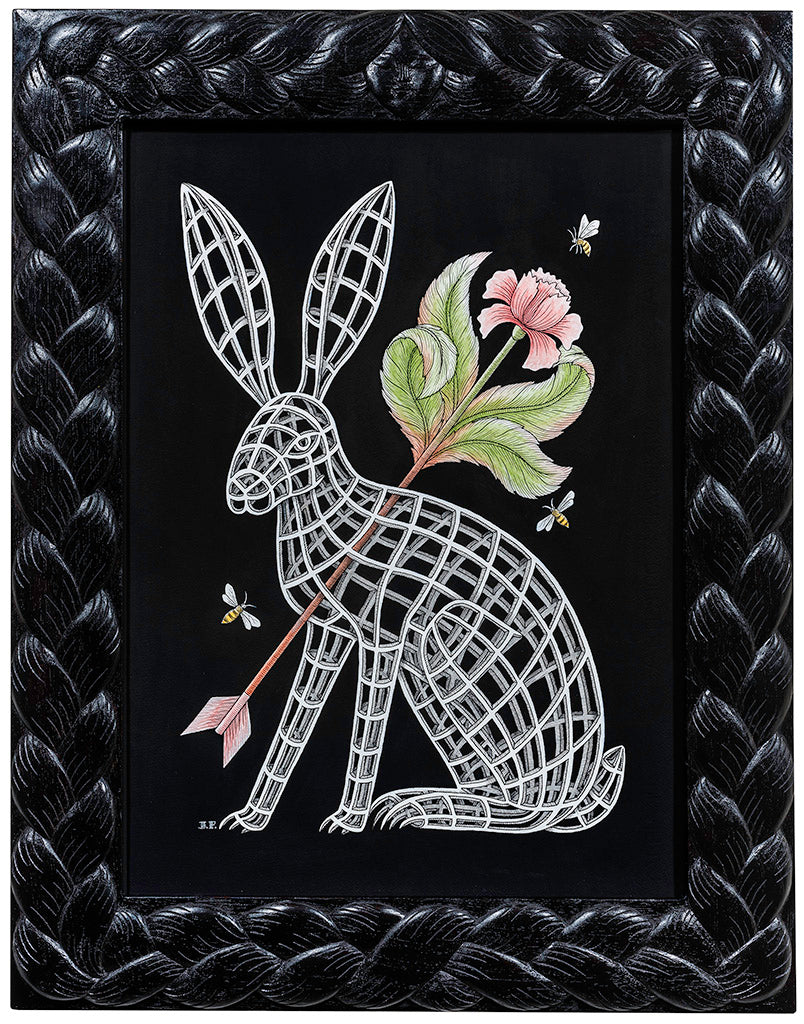 "Jayde Fish - ""The Hare"""