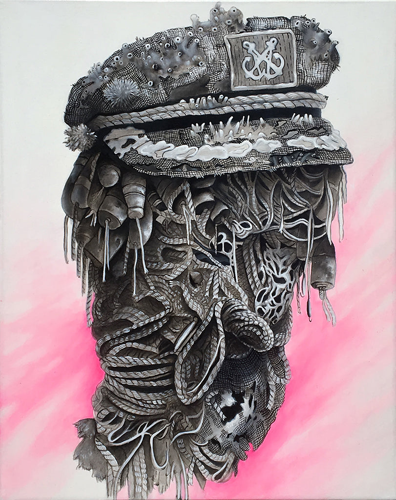 "Michael Page - ""Captain"" - Spoke Art"