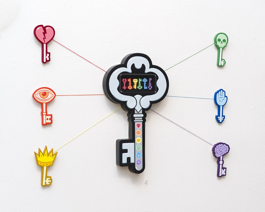 """Keys"" - Spoke Art"