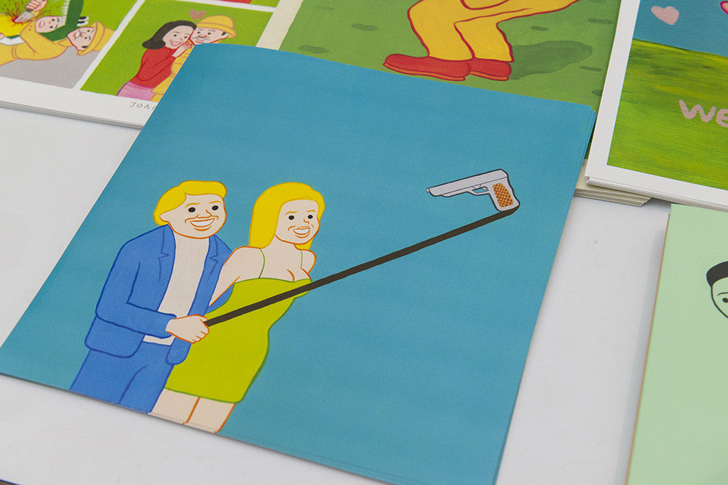 "Joan Cornellà - ""Selfie"" - Spoke Art"