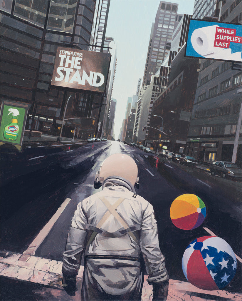 "Scott Listfield - ""The Stand"" - Spoke Art"