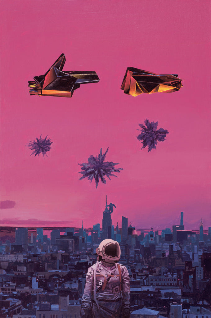 "Scott Listfield - ""RTJ"" - Spoke Art"