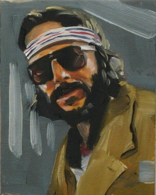 "Jonathan Bergeron - ""Richie"" - Spoke Art"