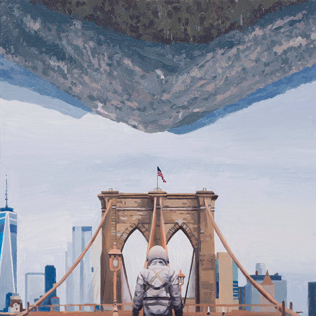 "Scott Listfield - ""Brooklyn"" - Spoke Art"