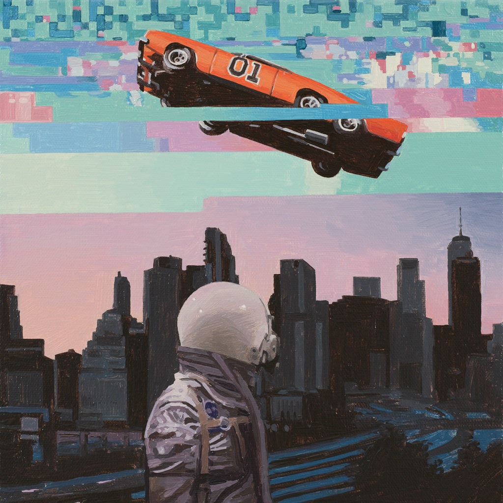 "Scott Listfield - ""Glitch"" - Spoke Art"