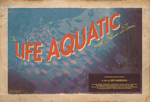 "Brandon Schaefer - ""The Life Aquatic"""