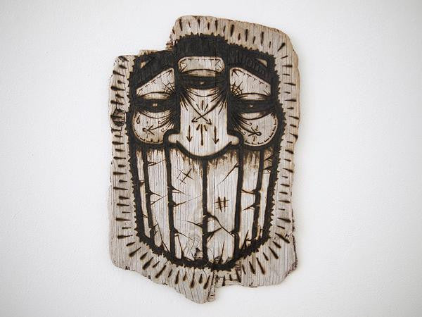 "GATS - ""Wood Burn 8"""