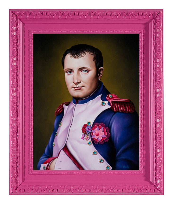 """Mr. Bonaparte"" - Spoke Art"