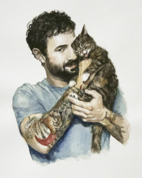 "Christine Hostetler - ""Lil Bub in Love"""