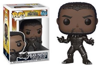 Funko POP! Black Panther Vinyl Figure - Spoke Art