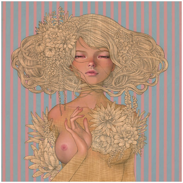 "Audrey Kawasaki - ""Enchantress"" - Spoke Art"