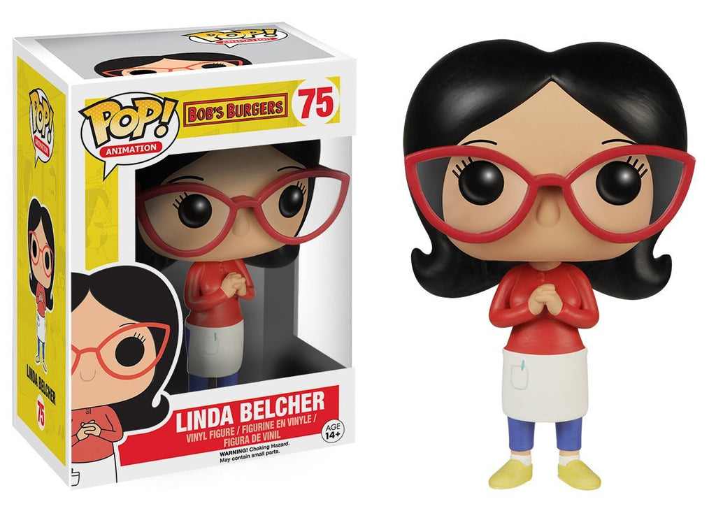 "Funko POP Animation Bob's Burgers ""Linda"" Action Figure - Spoke Art"