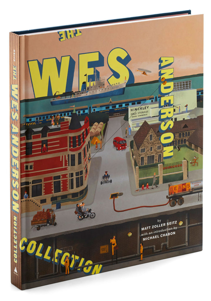 Wes Anderson Coffee Table Book.Wes Anderson Collection