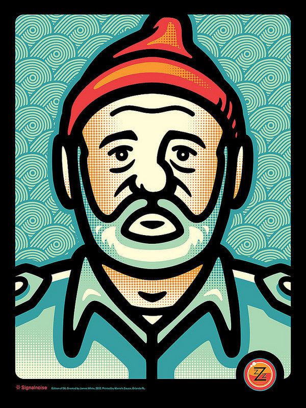 "James White - ""The Life Aquatic"""