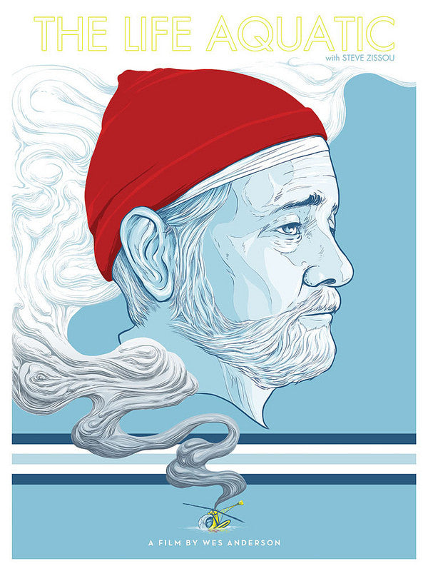 "Randy Ortiz - ""The Life Aquatic"""