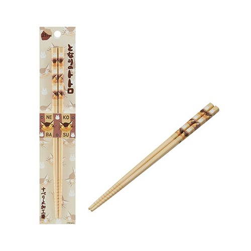 """My Neighbor Totoro"" Catbus Bamboo Chopsticks"