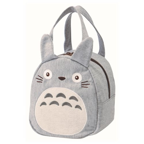 """My Neighbor Totoro"" Totoro-Shaped Lunch Box"