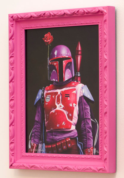 "Scott Scheidly - ""Bobby Fett"""