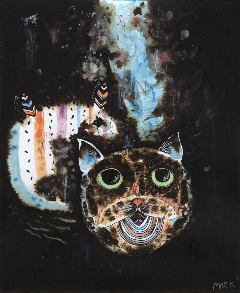 "Max Kauffman - ""Bub in Redux"" - Spoke Art"