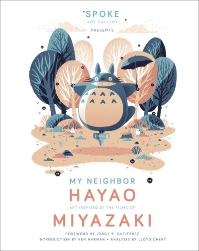 My Neighbor Hayao - Art Book - Spoke Art