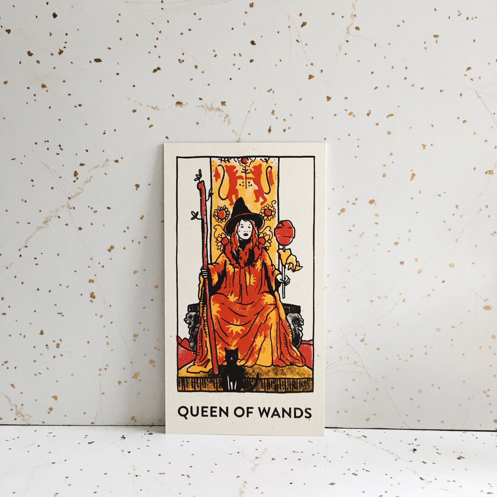 "Brighton Ballard - ""Hocus Pocus Tarot Card Set"" - Spoke Art"