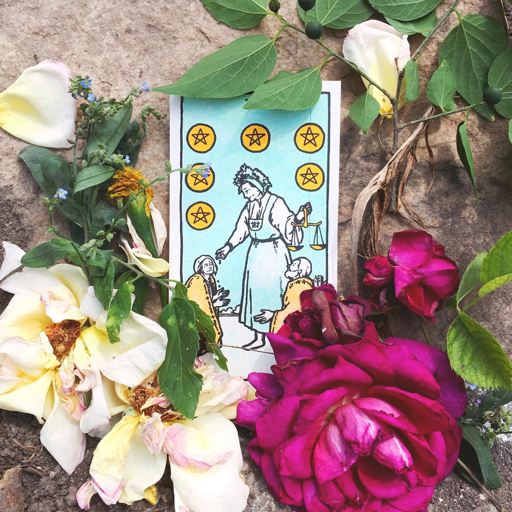 "Brighton Ballard - ""Midsommar Tarot Card Set"" - Spoke Art"