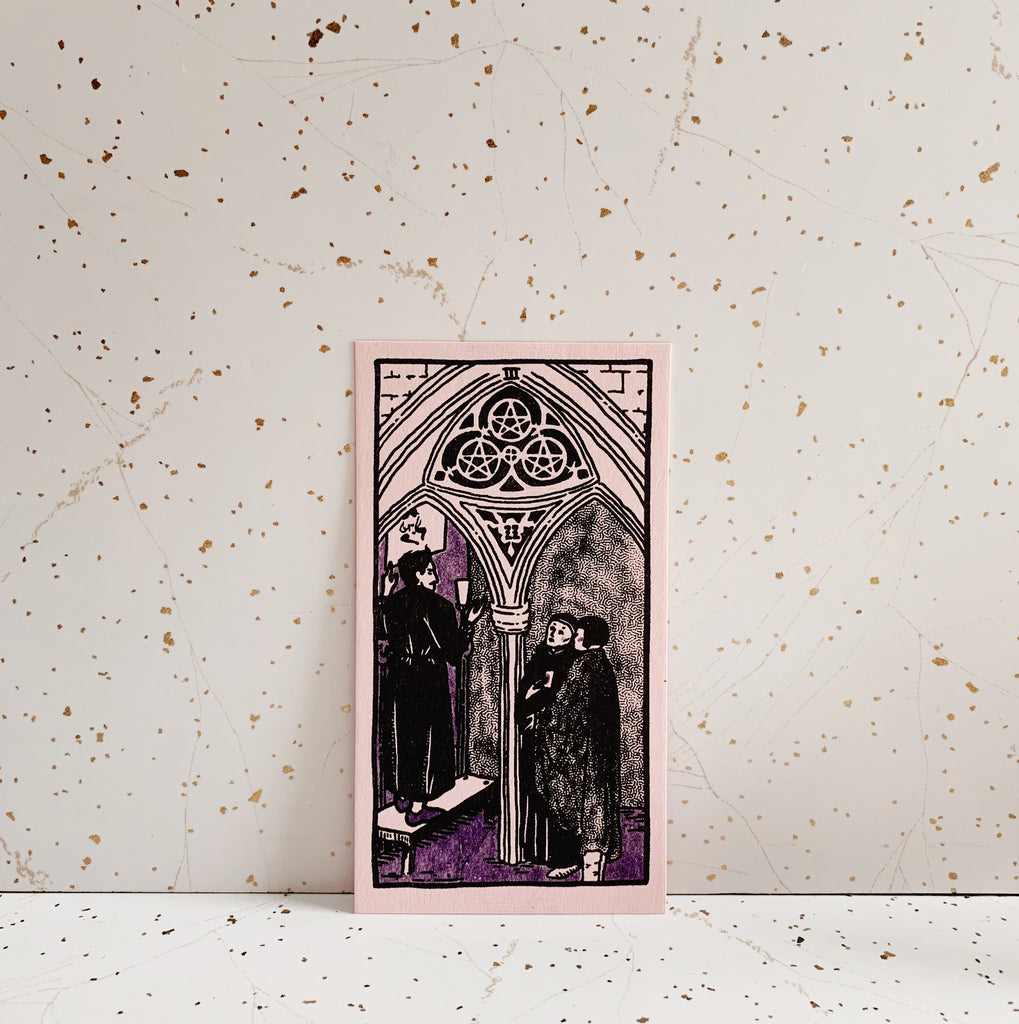 "Brighton Ballard - ""The Grand Budapest Hotel Tarot Card Set"" - Spoke Art"