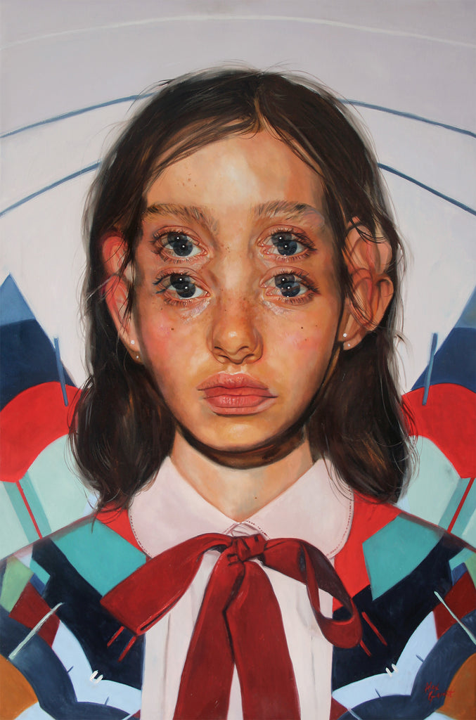 "Alex Garant - ""Pixel Parade"" - Spoke Art"