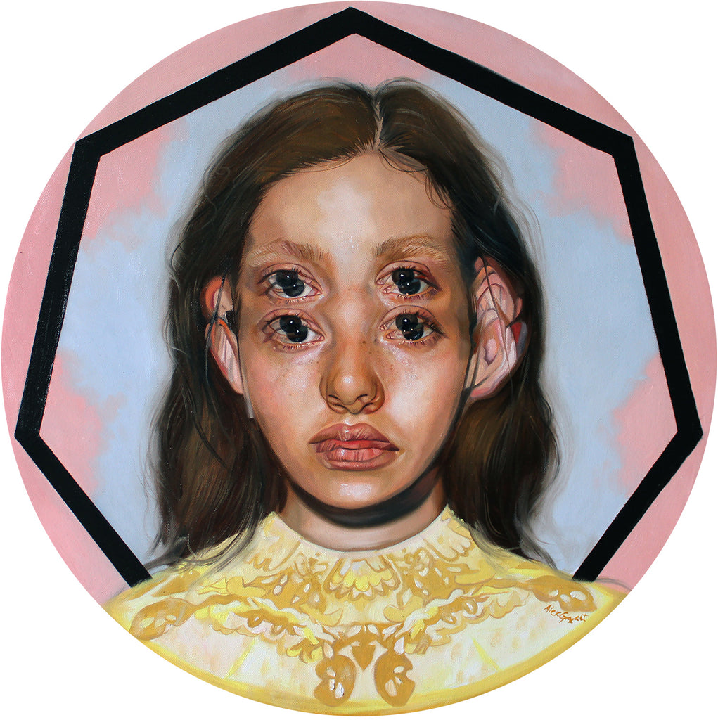 "Alex Garant - ""Highest Visions"""