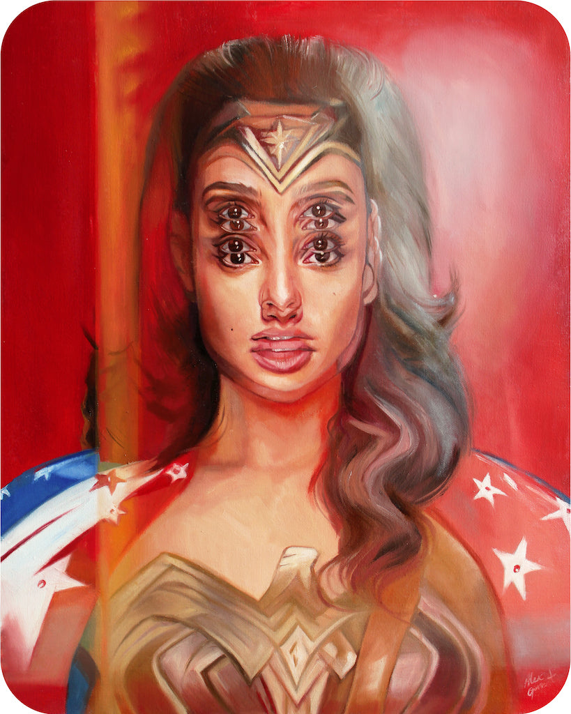 "Alex Garant - ""Wonders"" print - Spoke Art"