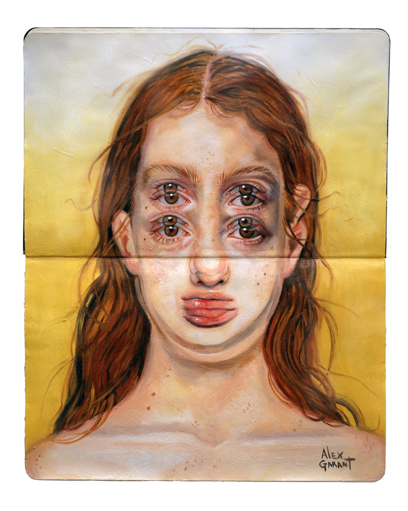 "Alex Garant - ""Bee Keeping"" - Spoke Art"