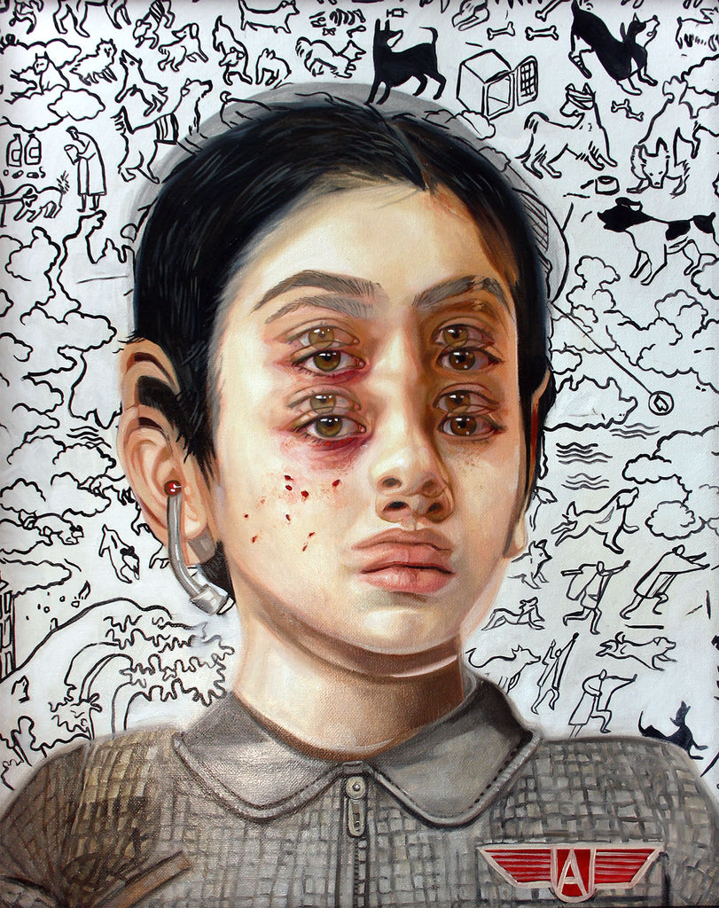 "Alex Garant - ""Atari"" - Spoke Art"
