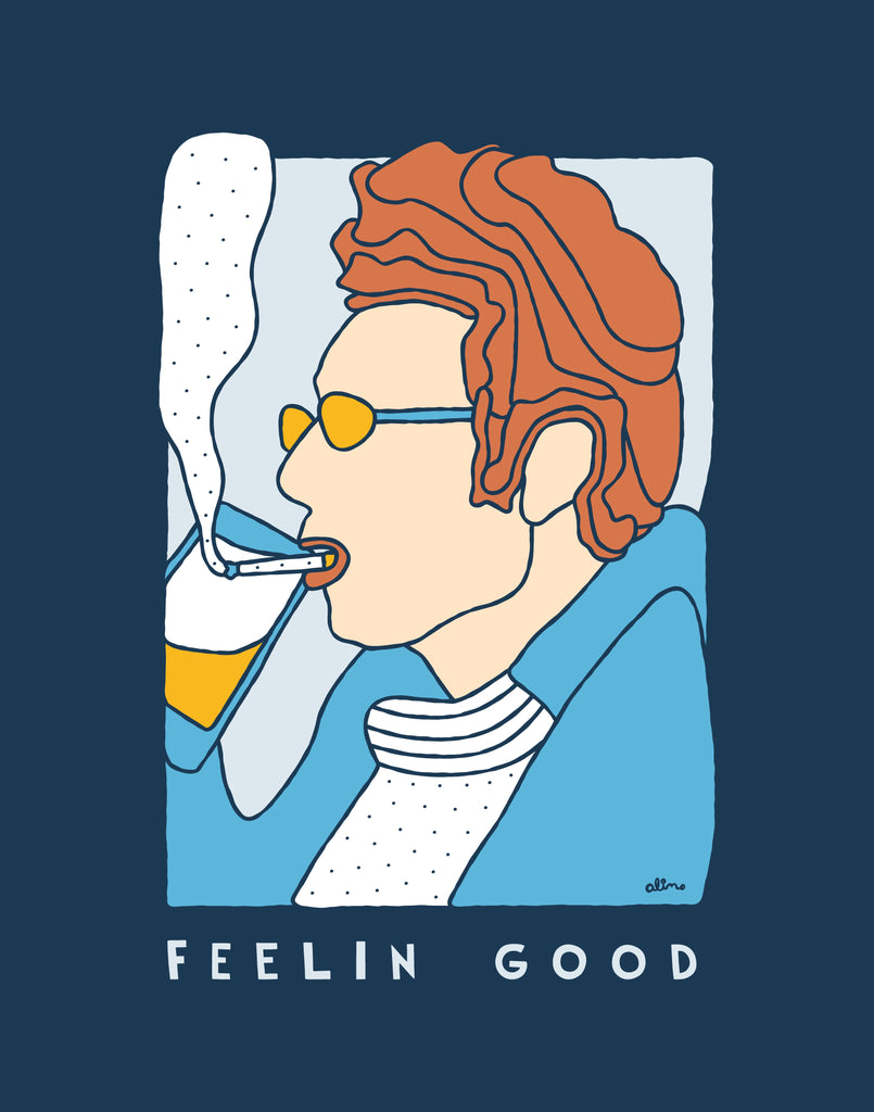 "Alimo - ""Feelin Good"" - Spoke Art"