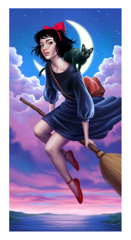 "Allison Reimold - ""Kiki's Delivery Service"" - Spoke Art"