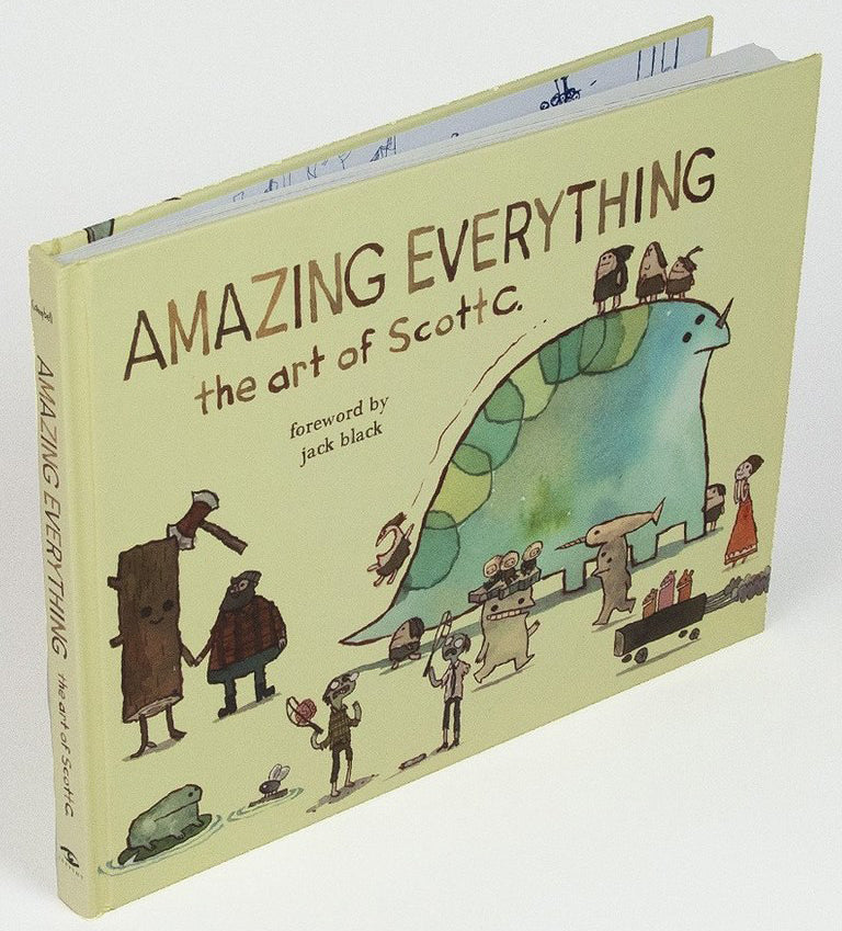 "Scott C. - ""Amazing Everything"" - Spoke Art"