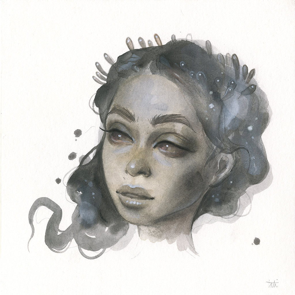 "Tatiana Suarez - ""Ana"" - Spoke Art"