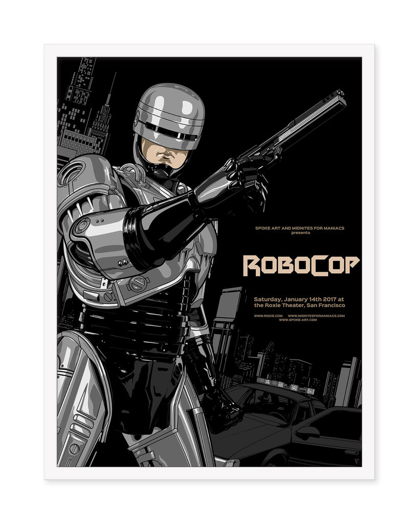 Vincent Aseo Quot Robocop Quot Spoke Art