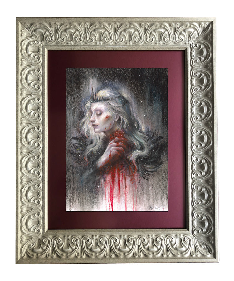 "Ashly Lovett - ""Throbbing"" - Spoke Art"