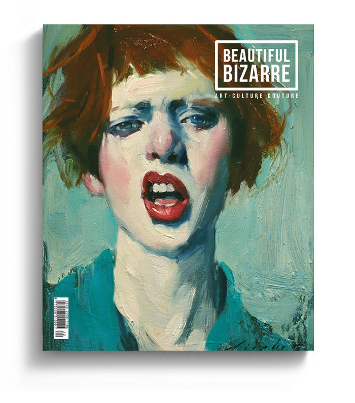 Beautiful Bizarre Magazine - ISSUE 021 - Spoke Art