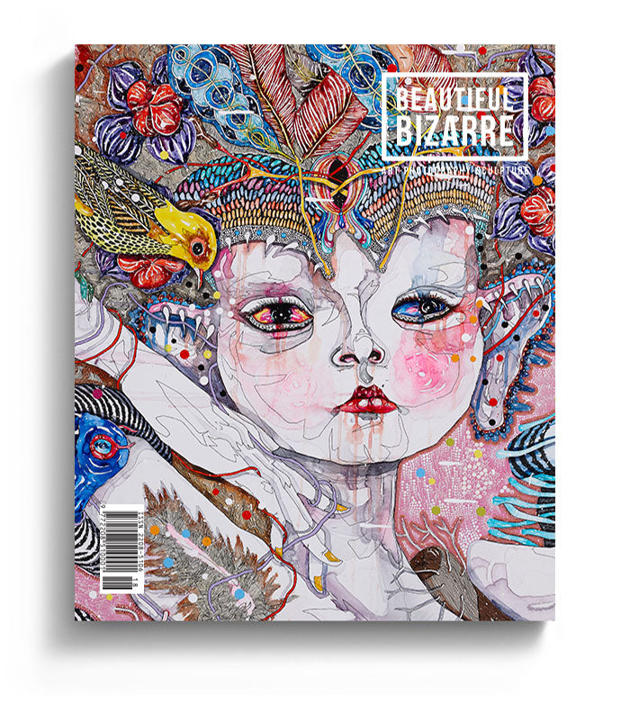 Beautiful Bizarre Magazine - ISSUE 020 - Spoke Art