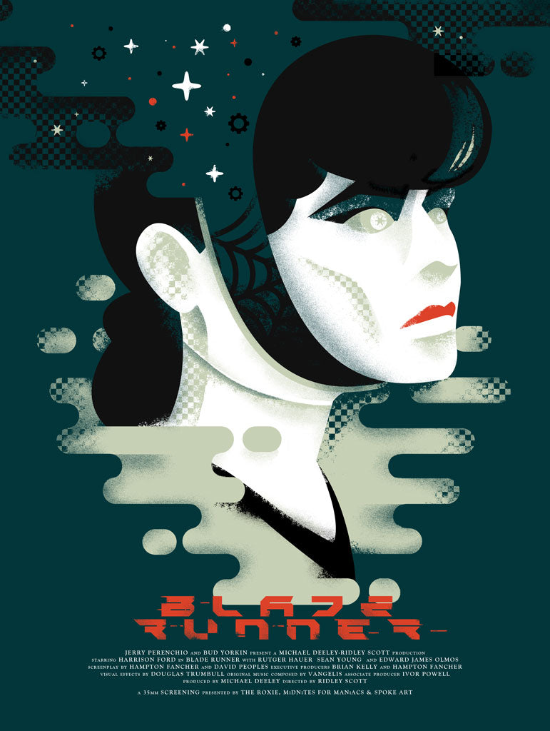 "David Moscati - ""Blade Runner"" - Spoke Art"