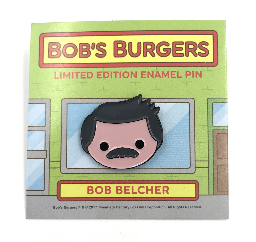 "Bob's Burgers: ""Bob Belcher"" - Spoke Art"