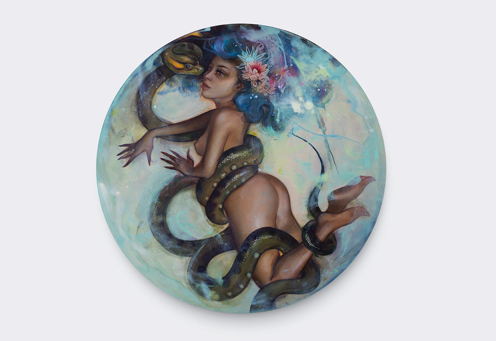 "Tatiana Suarez - ""Breathless"" - Spoke Art"