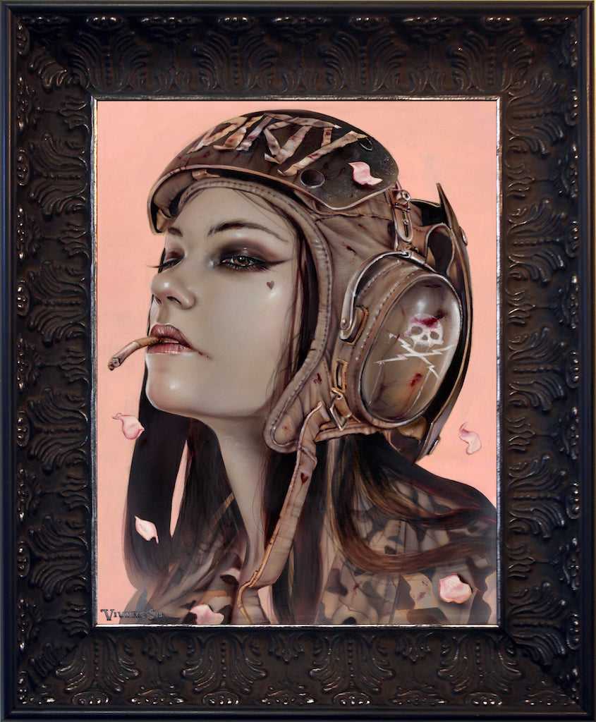 "Brian M. Viveros - ""Co-Pilot"" - Spoke Art"