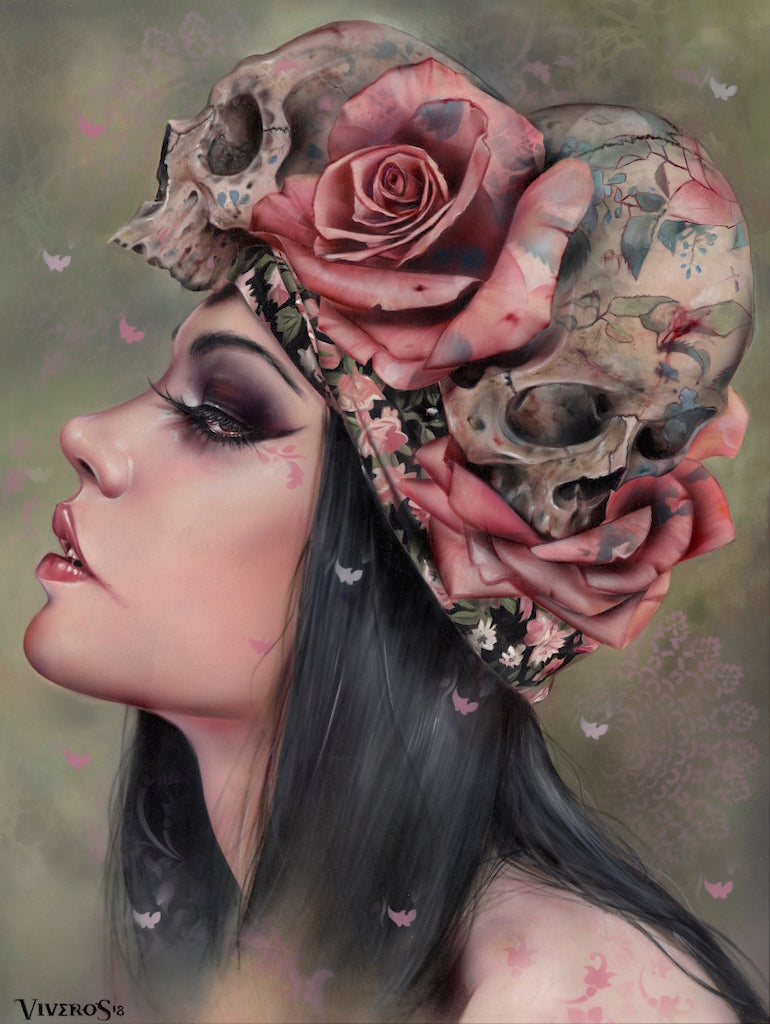 "Brian M. Viveros - ""Fade Into You"" - Spoke Art"