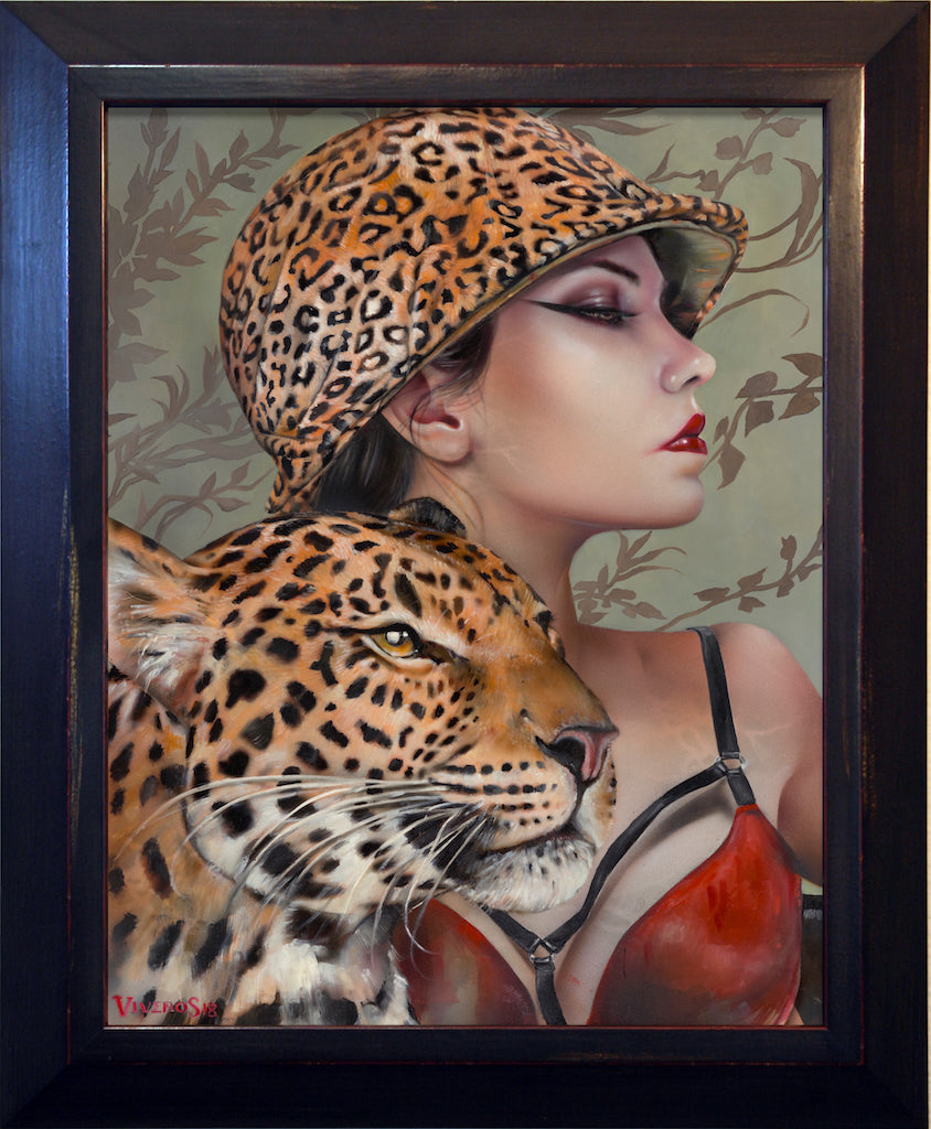 "Brian M. Viveros - ""Leopards Prey"" - Spoke Art"